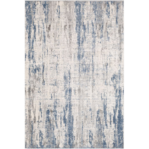 Alpine Medium Gray Rectangle 7 Ft. 10 In. x 10 Ft. 2 In. Rugs