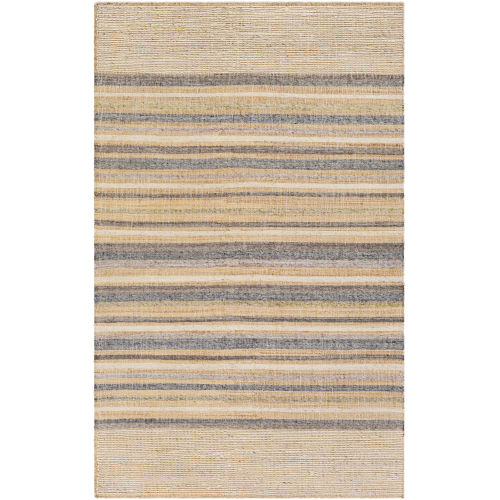 Arielle Wheat and Multi-Color Rectangle 5 Ft. x 8 Ft. Rugs