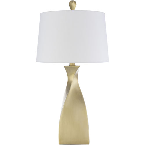 Braelynn Tan 29-Inch One-Light Table Lamp