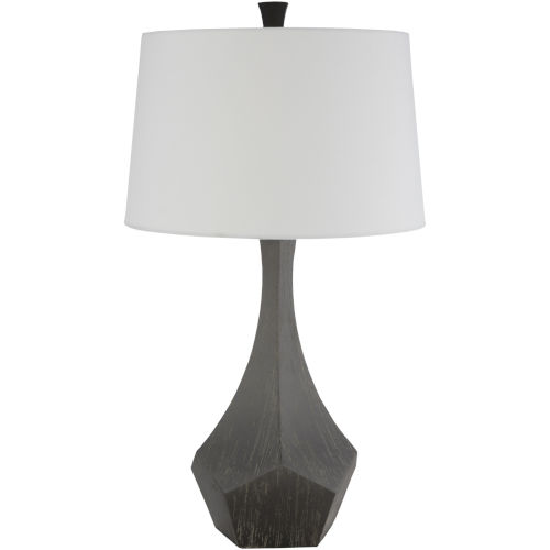 Braelynn Charcoal 28-Inch One-Light Table Lamp