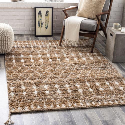 Birch Camel Indoor-Outdoor Rug