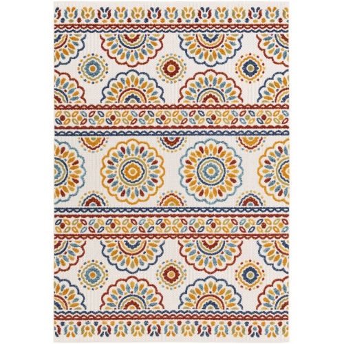 Big Sur Multi-Color Rectangle 7 Ft. 10 In. x 10 Ft. 3 In. Rugs