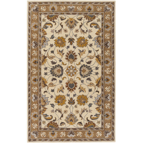 Caesar Camel Rectangle 7 Ft. 6 In. x 9 Ft. 6 In. Rugs