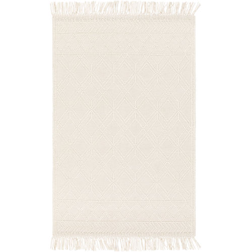Casa Decampo Beige Rectangle Rugs
