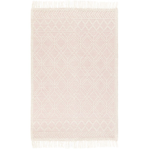 Casa Decampo Bright Pink Rectangle Rugs