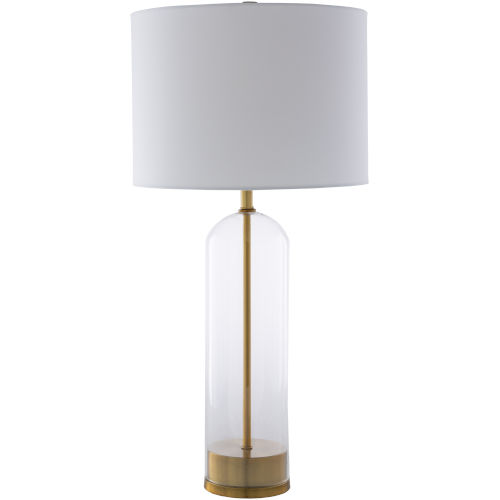 Carthage Gold One-Light Table Lamp