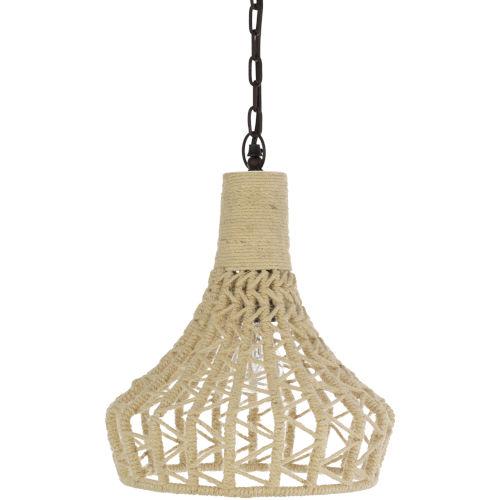 Della Natural One-Light Pendant