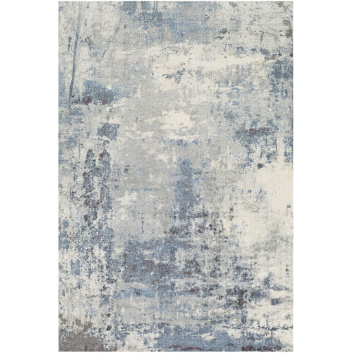 Felicity Bright Blue Rectangle 2 Ft. x 3 Ft. Rugs