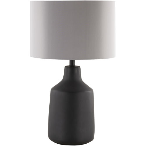Foreman Black One-Light Table Lamp