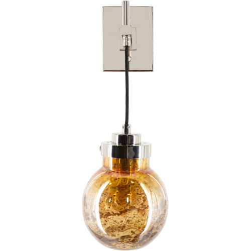 Graysen Amber One-Light Wall Sconce