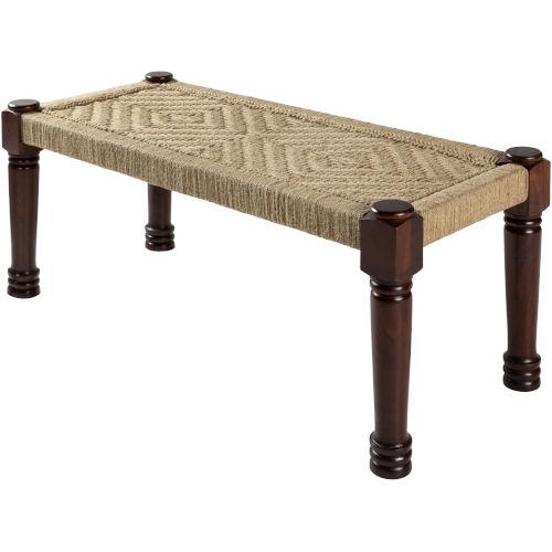 Karis Natural Bench