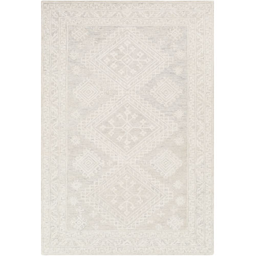 Kayseri Cream Rectangle 8 Ft. x 10 Ft. Rugs
