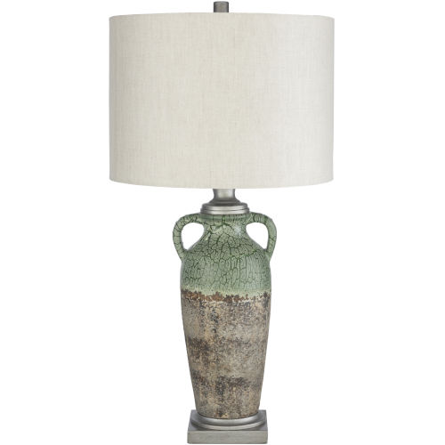 Libby Multi-Color One-Light Table Lamp
