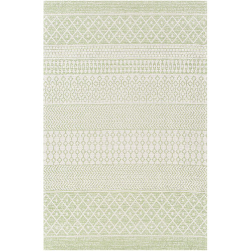 La Casa Grass Green Rectangle 5 Ft. 3 In. x 7 Ft. 3 In. Rug