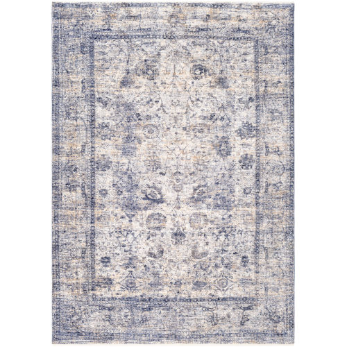 Lincoln Denim Rectangle 3 Ft. 3 In. x 5 Ft. Rugs