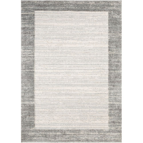 La Maison Medium Gray Rectangle 5 Ft. 3 In. x 7 Ft. 3 In. Rugs