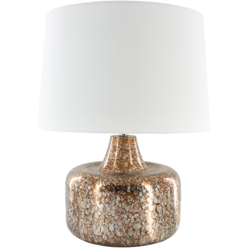 Micah Copper One-Light Table Lamp
