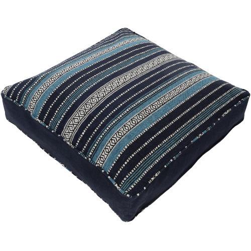 Maya Navy 26-Inch Floor Pillow