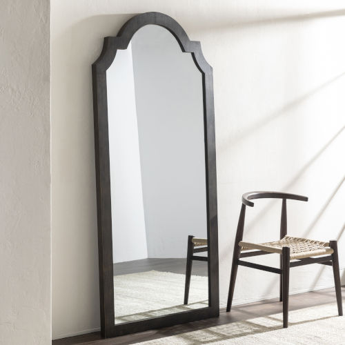 Oriel Bronze Full Length Floor Mirror