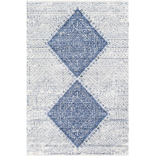 Padma Denim Rectangle 5 Ft. x 7 Ft. 6 In. Rugs