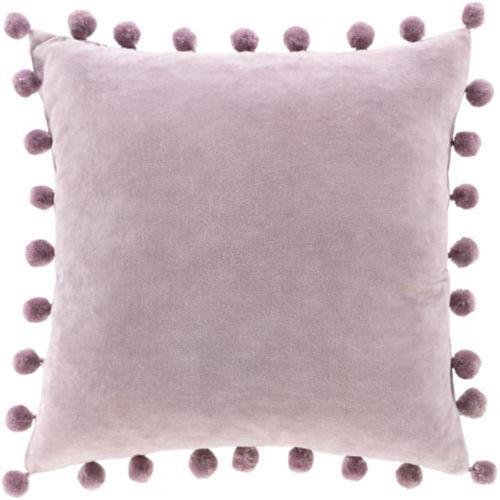 Serengeti Lavender 20 x 20 Inch Throw Pillow