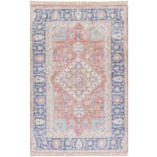 Sivas Multicolor Rectangular Rug