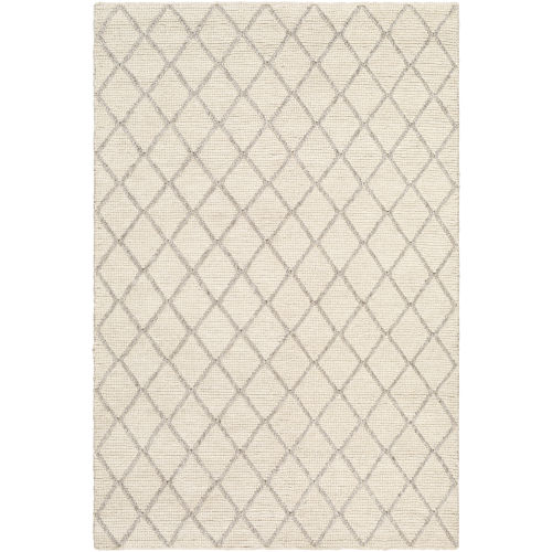 Whistler Cream And Taupe Rectangular: 9 Ft. X 13 Ft. Rug