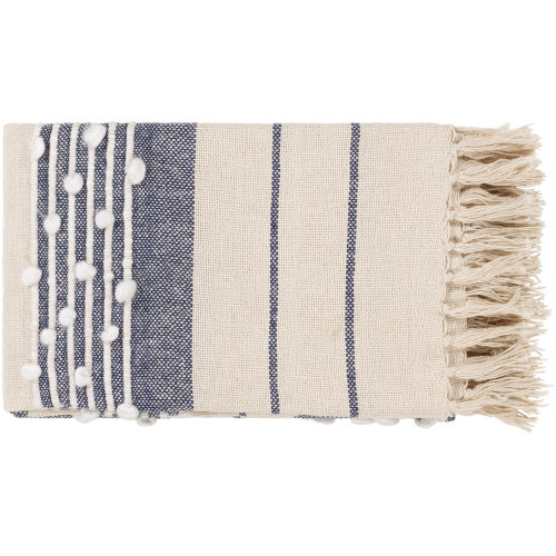 Yemaya Navy Throw