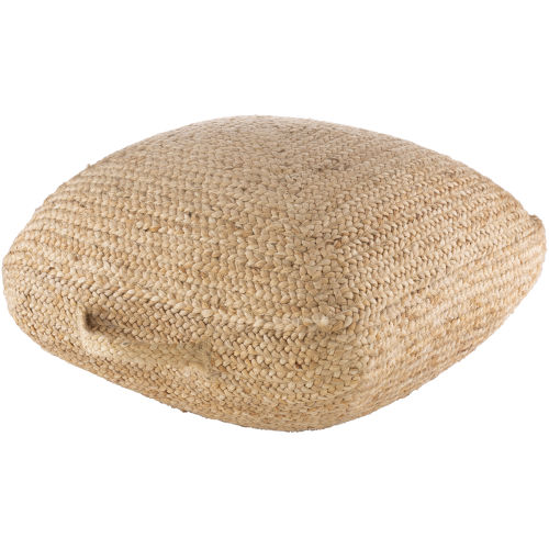 Ziya Natural 25-Inch Floor Pillow