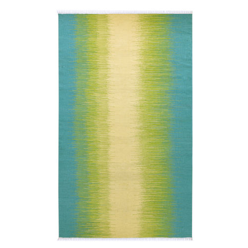Daybreak Lake Polyester Outdoor Area Rug