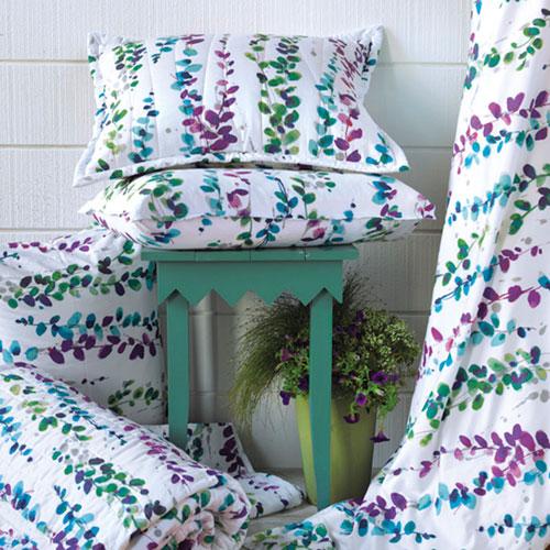 Ophelia White King Pillow Case Pair