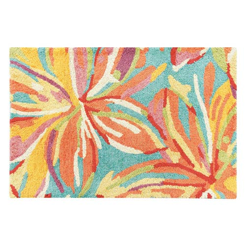 Company C Petaluma Multicolor Rectangular: 2 Ft. x 3 Ft. Rug