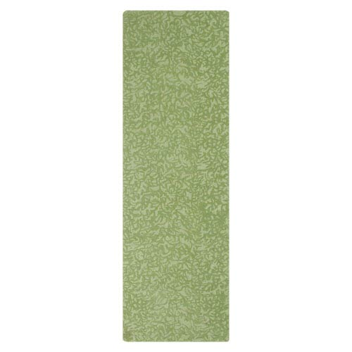 Company C Crackle Grass Runner: 2 Ft. 6 In. x 8 Ft. Rug