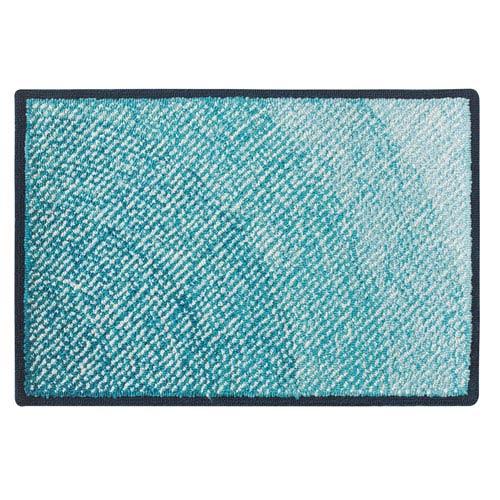Infinity Blue Rectangular: 2 Ft. x 3 Ft. Indoor/Outdoor Rug