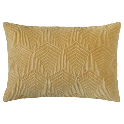 Sloan Velvet Camel 14 x 20 In. Pillow
