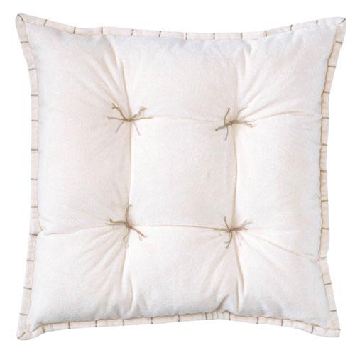 Talia Velvet Oyester 20 In. Pillow