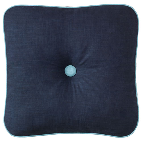 Spencer Navy 18 In. Throw Pillow