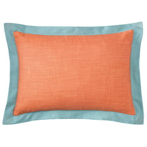 Ainsley Coral 14 x 20 In. Throw Pillow