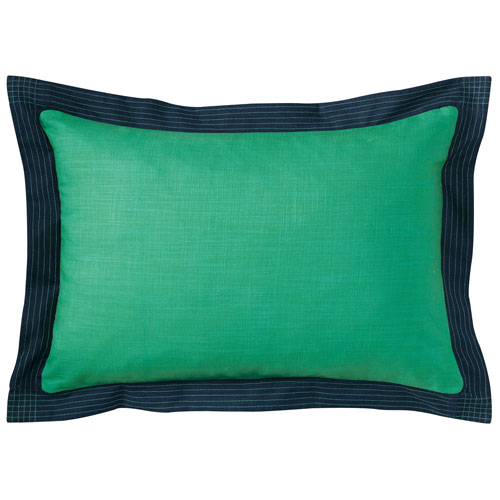 Ainsley Green 14 x 20 In. Throw Pillow