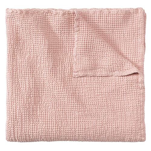 Company C Waffle Weave Blush Full/Queen Matelasse