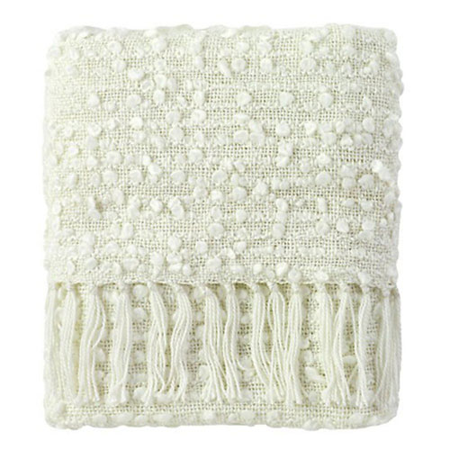 Company C Park White  Throw
