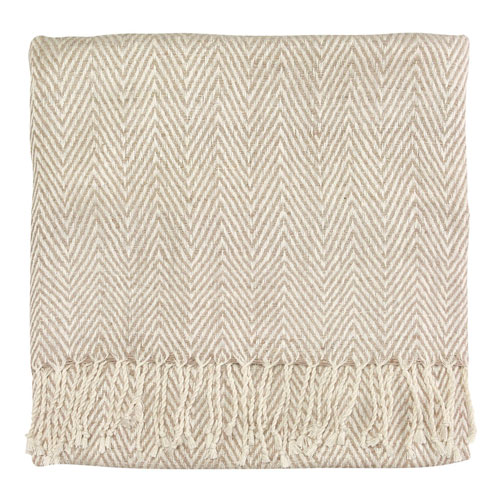 Staccato Driftwood  Throw