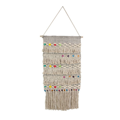 Colorful Macrame Wall Hanging