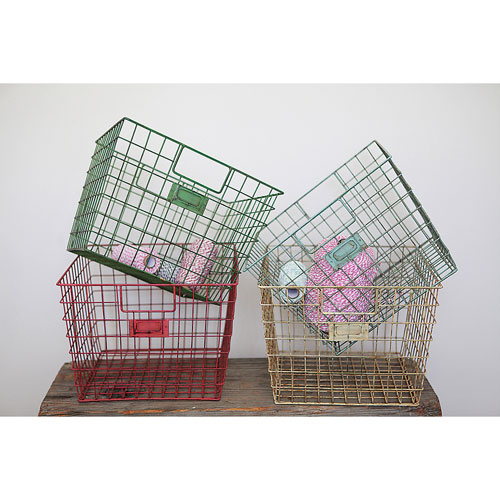3R Studio Wire Locker Basket