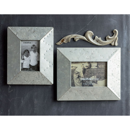 Metal 4 x 6 In. Photo Frame