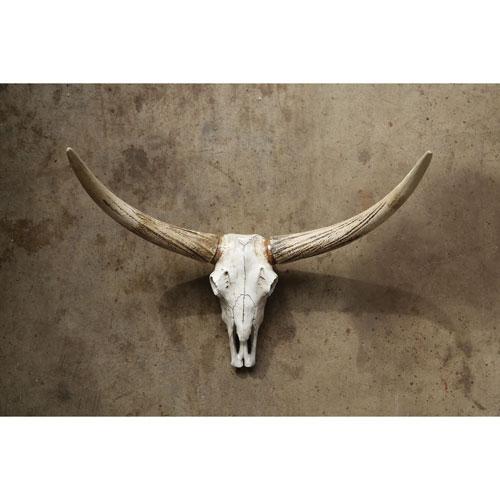 3R Studio Steer Skull