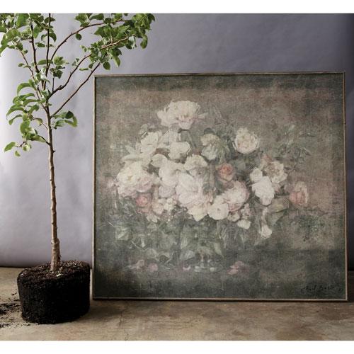 3R Studio Flower Bouquet Wood Wall Décor