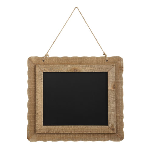 3R Studio Wood Blackboard