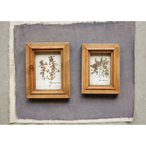 Wood 4 x 6 In. Photo Frame