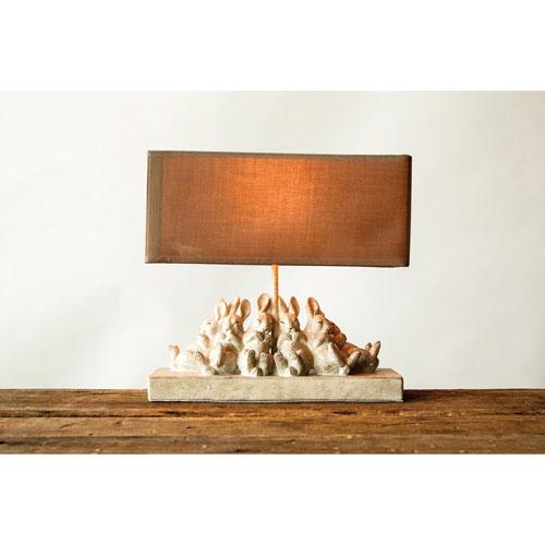 Sand Rabbit Lamp